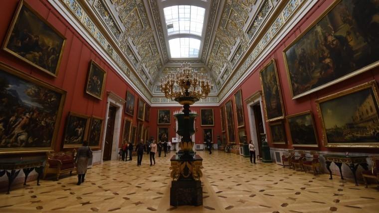 Эрмитаж вошел в рейтинг лучших музеев мира по мнению туристов